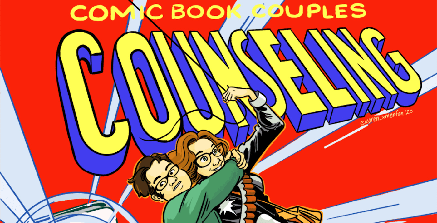 Comic Book Couples Counseling